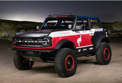 Ford's ULTRA4 class New Bronco 4600