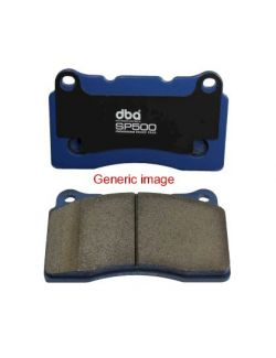 [DB1845SP] DBA 08-10 Mercedes-Benz SLK55 AMG SP500 Front Brake Pads