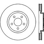[127.63061CL]StopTech Sportstop Cryo Drilled & Slotted Rotor, Left